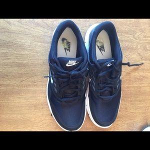 Nike athletic shoe